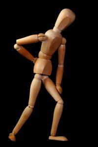 Autostoel rugpijn