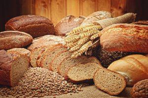 Brood met minder zout