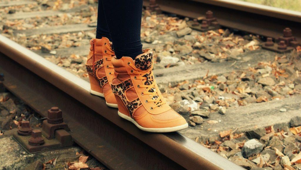 Goede schoenen voor zwakke enkels