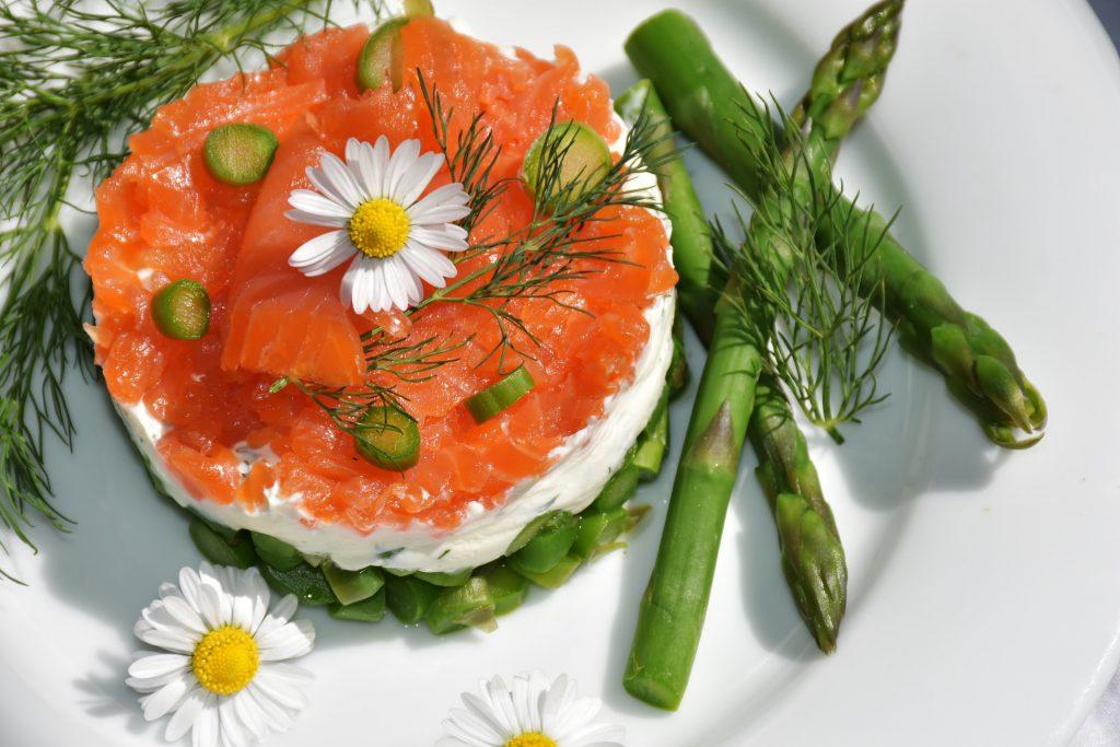 Eten waar je mooi van wordt