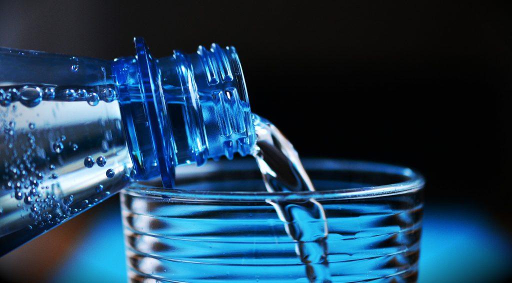 Hergebruik plastic flesjes