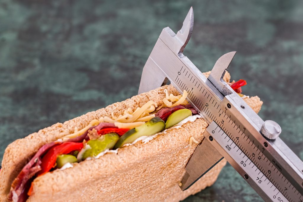 Fitness voedingsschema