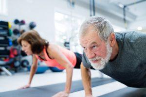 Fitness voor ouderen